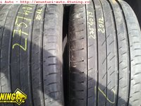 Anvelope 275 40 19 second hand Continental, Pirelli