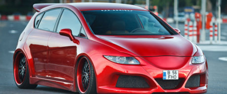Apple Candy: Seat Leon by Teo