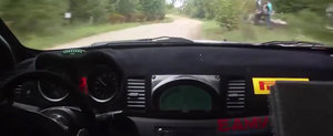 Aproape 10 minute de adrenalina cu cele mai socante experiente vazute de la bordul masinii de curse