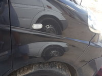 Aripa dreapta fata culoare neagra renault trafic facelift 2006-2014