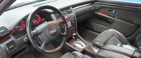 ASTA ar trebui sa fie cel mai rulat Audi S8 din intreaga lume. Masina germana a parcurs deja peste 600.000 km