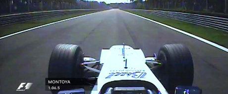 ASTA e cel mai rapid tur din istoria Formulei 1 - FILMARE ONBOARD