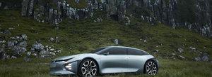 Asta este cel mai nou concept Citroen. Se numeste CXperience si va debuta la Salonul Auto de la Paris