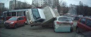 ASTA patesti in Rusia daca blochezi circulatia tramvaiului