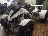 ATV 250cc SPY QUAD 14 '2 Persoane