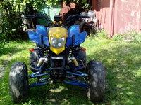 ATV ALASKA 200cc (Produs de FIRST BIKE la Brasov,nu este CHINEZARIE)