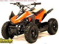 ATV BEMIRO 500W e POWER poket mini ATV 0KM livrare GRATIS