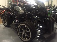 ATV EEC 250cc Quad Hurricane