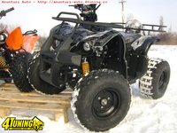 Atv Hummer New Model 125cmc in 4 rimpi Bonus Casca