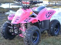 ATV Kymko Pantzer 125cc