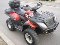 ATV LINHAi 4x4, 2008