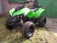 ATV Nou Alder Everni 125cc Model nou 2016 Bonus Casca