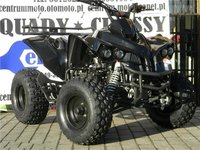 ATV Nou Grizzly GT6 125cc Bonus Casca