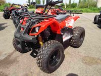 ATV Nou Grizzly Mouagre 125cc Cadou Casca