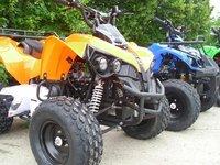 ATV Nou Yamaha 125cc 2016  Bonus Casca