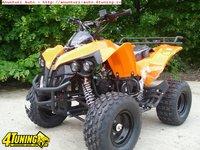 Atv ReneGade R7 125cc Cadou Casca
