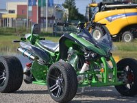 ATV RoadLegal SpeedBirt 250 Import Germania