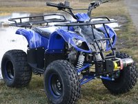 ATV SkyTeam Grizzly 125cc M8, Casca Bonus