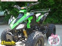 Atv Warrior Rally 125cmc Cadou Casca