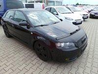 Audi A3 S-line -2.0TDI 2004