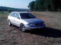 Audi A4 AJM ponta duzi 2001