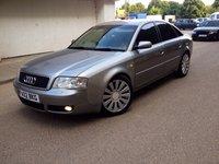 Audi A6 19 tdi 2002