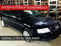 Audi A6, 2.5 TDI, V6, Avant, Fab. 2000.