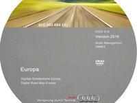 Audi A6 Dvd Harta Navigatie Romania Europa 2016