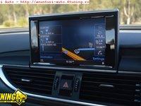 AUDI A6 DVD navigatie AUDI A6 Mmi High 2015 harti originale Romania