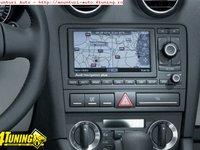 AUDI HARTA HARTI NAVIGATIE 2016 MMI 2G 3G HIGH BASIC PLUS Harta Romania Europa