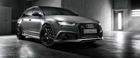 Audi lucreaza la o versiune Allroad a modelului RS6 Avant, anunta presa germana
