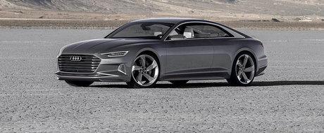 Audi Prologue revine intr-o noua formula, cu pilot automat si 677 CP