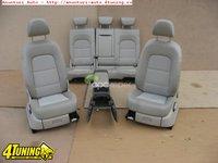 Audi Q5 8R Interior Velur Bej Crem Scaune Fata Spate