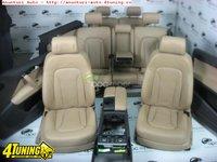 Audi Q7 4L Interior Complet 7 Locuri Full Electric Ventilatie Incalzire