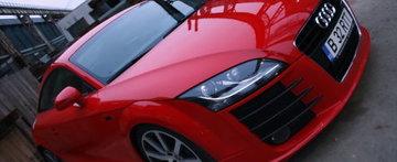 Audi R-TT - Diavolul se imbraca de la MTM