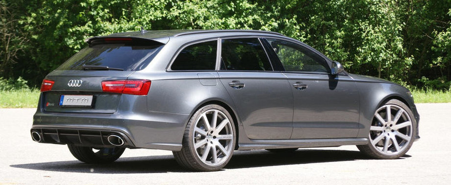 audi rs6 avant by mtm spatios ca un break performant ca un supercar. Black Bedroom Furniture Sets. Home Design Ideas