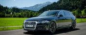 Audi-ul A4 Avant si-a primit doza de steroizi de la tunerul ABT