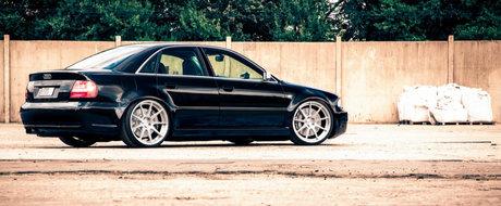 Audi-ul cu care nimeni nu indrazneste sa se puna. Are 1100 CP si face suta in 2.7 secunde