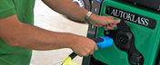 Autoklass inaugureaza prima retea de statii pentru incarcarea GRATUITA a masinilor electrice