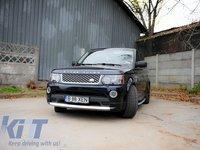 Bara Fata Autobiography Range Rover Sport 2005-2010