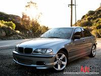 Bara fata BMW E46 Mtech 2