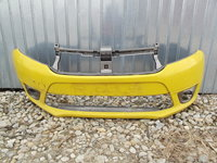 Bara fata ieftina Dacia Logan an 2013, culoare galbena