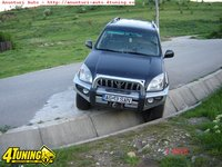 Bara fata offroad ARB Sahara pt Toyota Land Cruiser 120 Prado