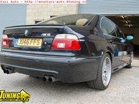 Bara spate BMW seria 5 M5 E39 dubla evacuare