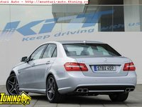 Bara spate Mercedes Benz E Class W212 09 up AMG Design