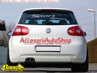 Bara spate VW GOLF 5 GTI ABT STYLE PLASTIC 535 RON