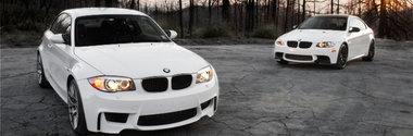 Batalia M-urilor: BMW Seria 1 M Coupe versus BMW M3