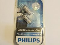 BEC LED W5W X-treme Vision 6000K, blister 2 buc - CANBUZ