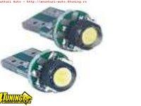 Becuri auto LED SMD CANBUS fara eroare de bec ars diferite modele