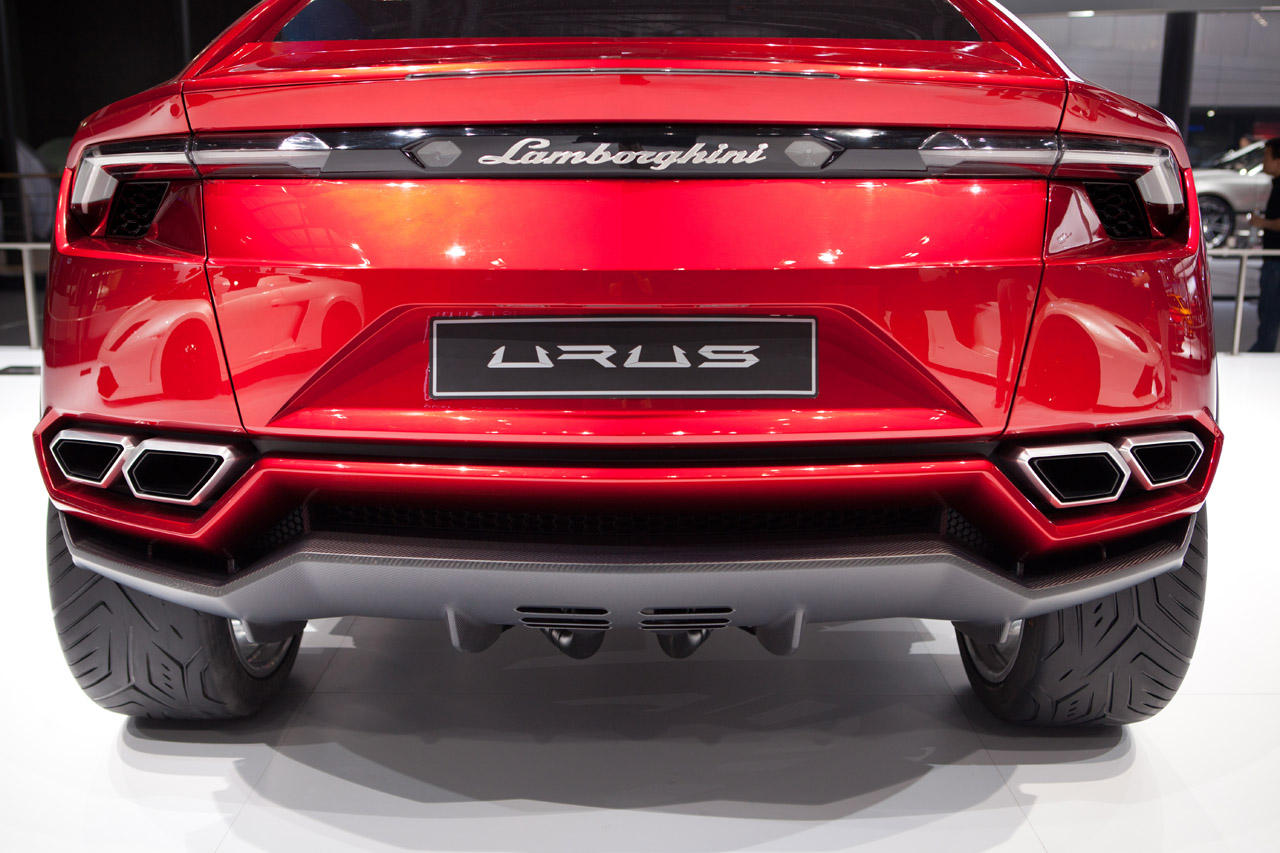4Tuning » Poze masini » Masini Noi » Beijing 2012: Lamborghini Urus